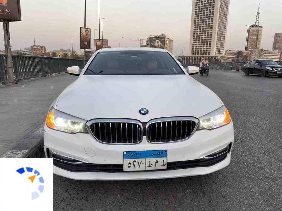 BMW - 520i - 2018