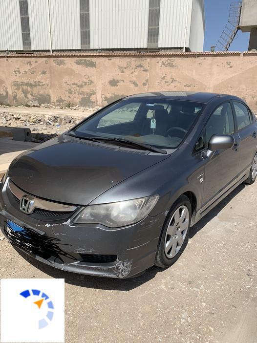 Honda - Civic - 2009