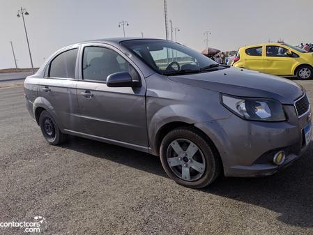 Chevrolet - Aveo - 2014