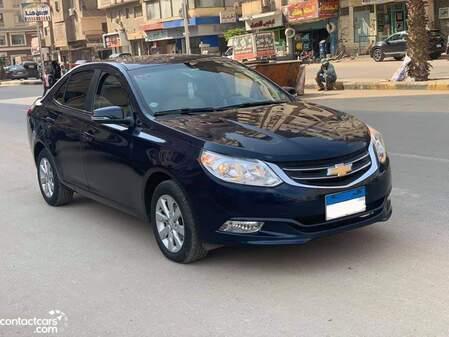 Chevrolet - Optra - 2020