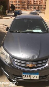 Chevrolet - Optra - 2015