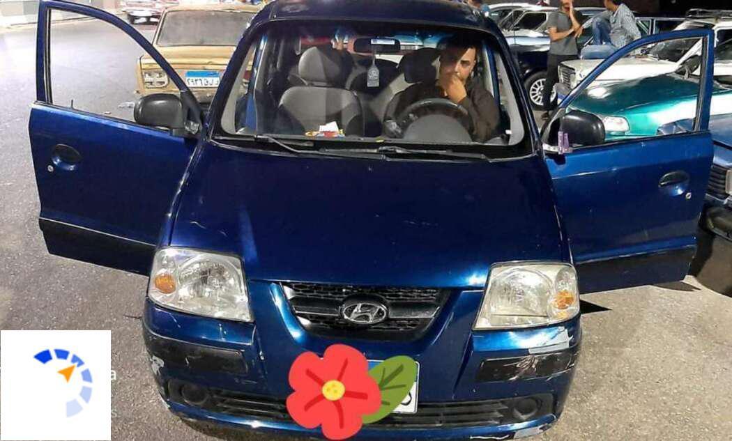 Hyundai - Atos - 2008