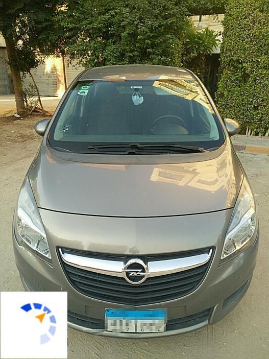 Opel - Meriva - 2015