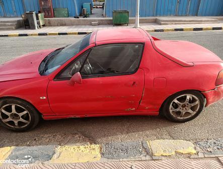 Honda - Cr-x del sol - 1992