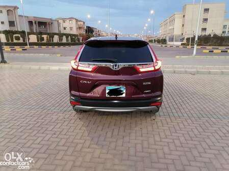 Honda - CRV - 2019