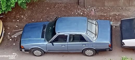 Honda - Accord - 1983