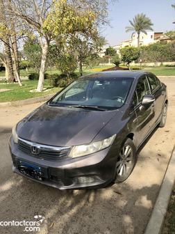Honda - Civic - 2013