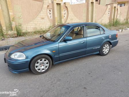 Honda - Civic - 1997