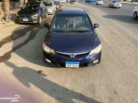 Honda - Civic - 2008