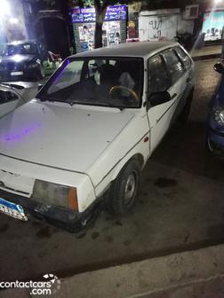 Lada - Samara - 1991
