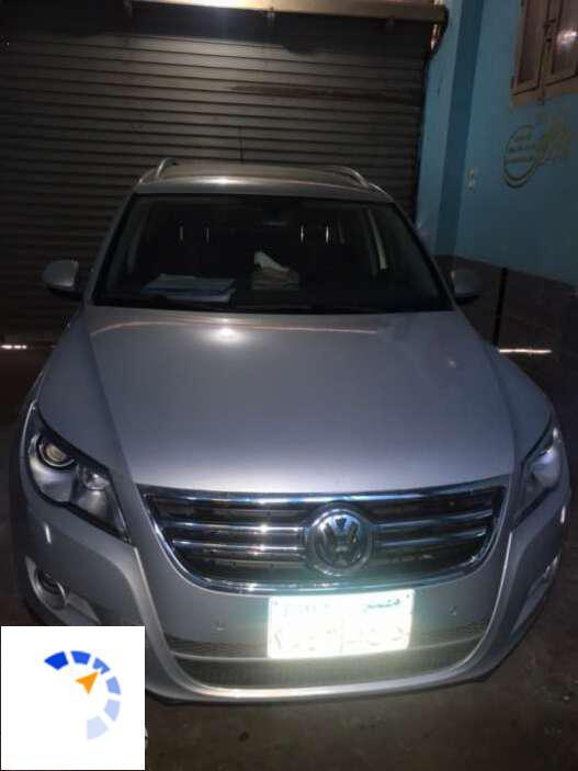 Volkswagen - Tiguan - 2011