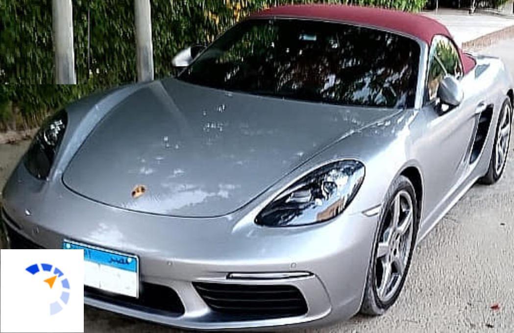 Porsche - Boxster - 2020