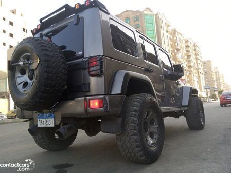 Jeep - Wrangler - 2010