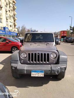 Jeep - Wrangler - 2014