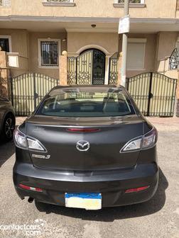 Mazda - 3 - 2014