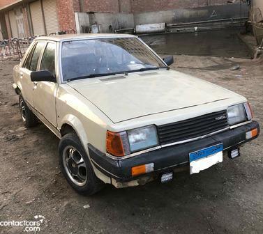 Mazda - 323 - 1982