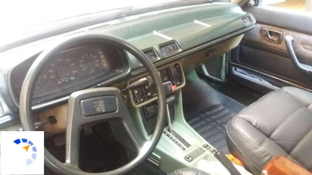 Peugeot - 505 - 1980