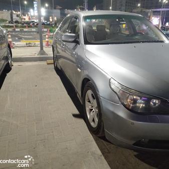 BMW 523i 2006