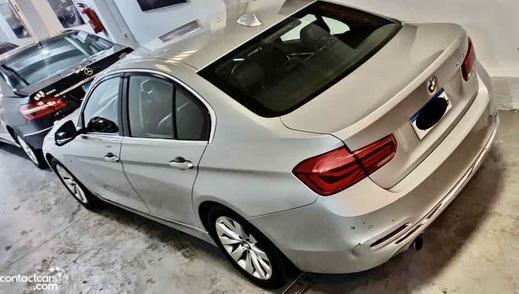 BMW 316i 2016