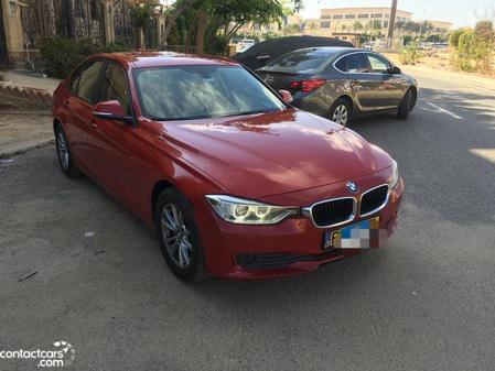 BMW 316i 2015