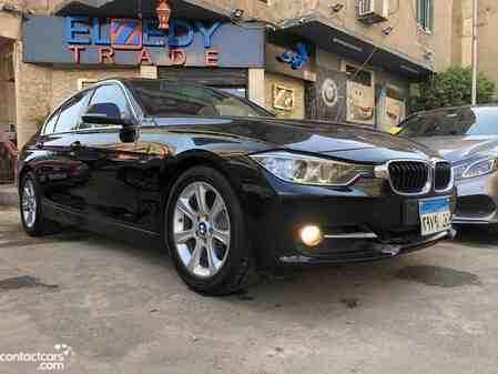 BMW 320i 2014