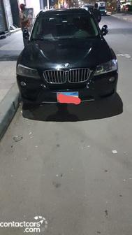 BMW - X3 - 2012