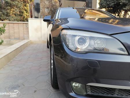 BMW 750 LI 2013