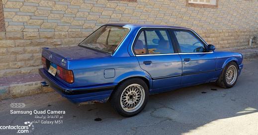 BMW 318i 1988
