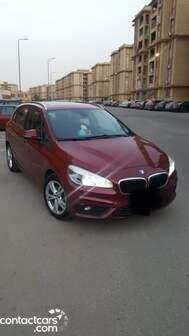BMW 218i 2016