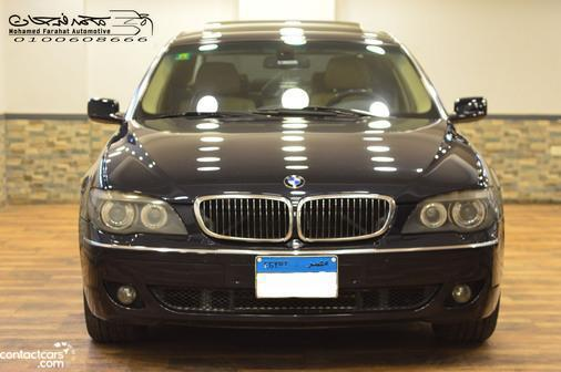 BMW - 740Li - 2008