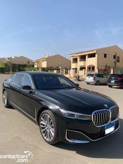 BMW 740Li 2020