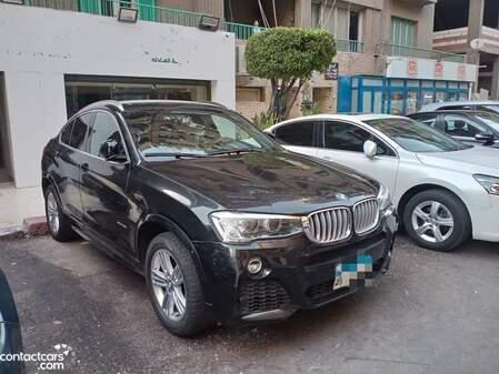 BMW - X4 - 2018