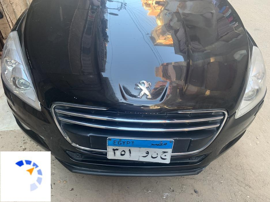 Peugeot - 508 - 2015