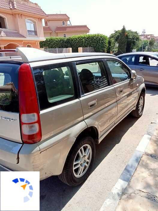 Honda - HR-V - 2004