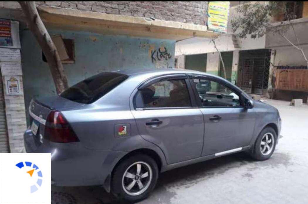 Chevrolet - Aveo - 2012