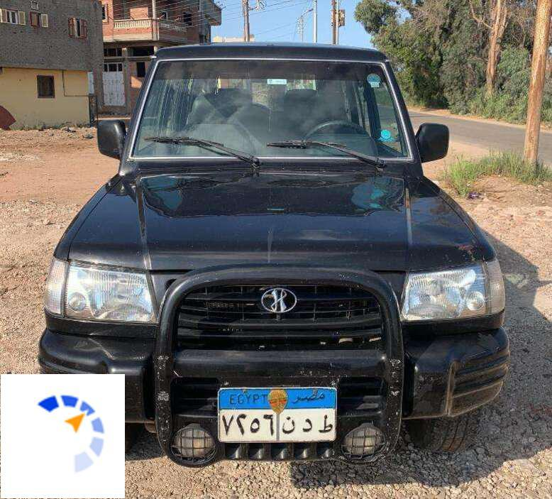 Hyundai - Galloper - 2002
