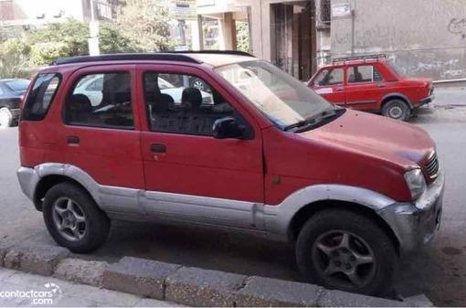 Daihatsu - Terios - 1999