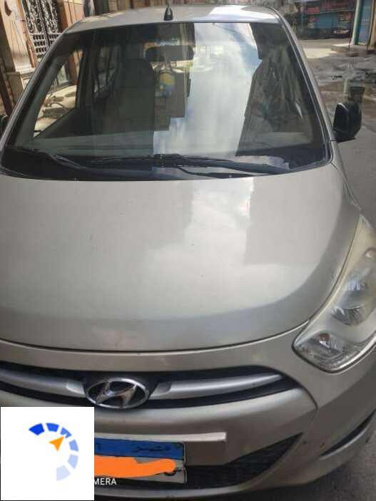 Hyundai - I10 - 2012