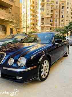 Jaguar - S Type - 2001