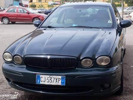 Jaguar - X Type - 2004
