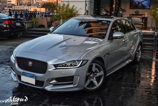 Jaguar - XE - 2017
