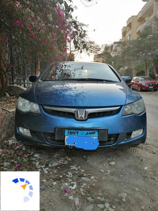 Honda - Civic - 2007
