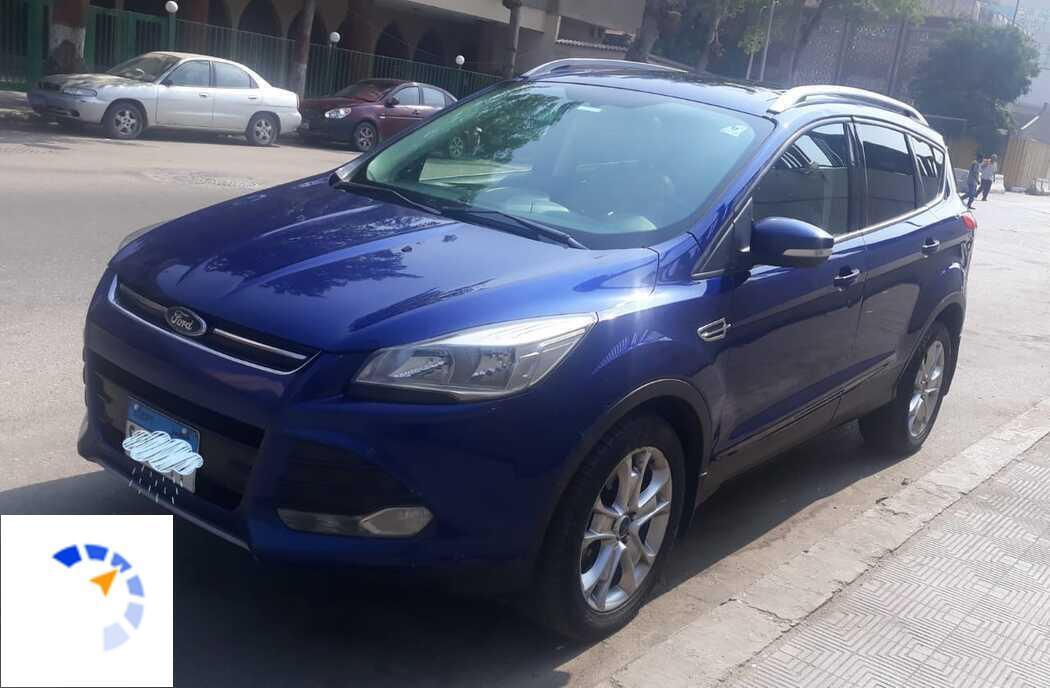 Ford - Kuga - 2015