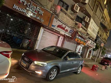 Audi - A3 - 2014