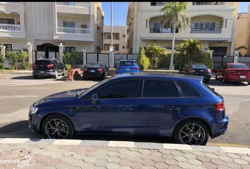 Audi - A3 - 2016