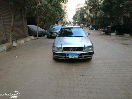 Audi - A4 - 1992