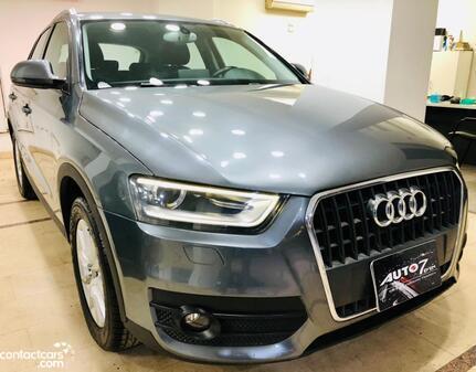 Audi - Q3 - 2015