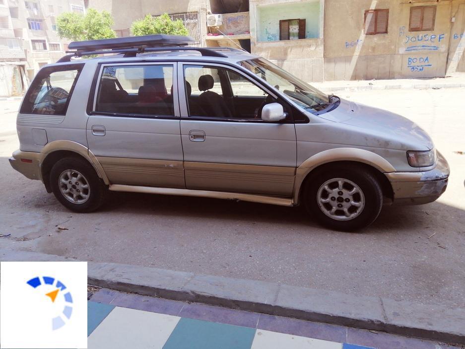 Hyundai - Santamo - 2000