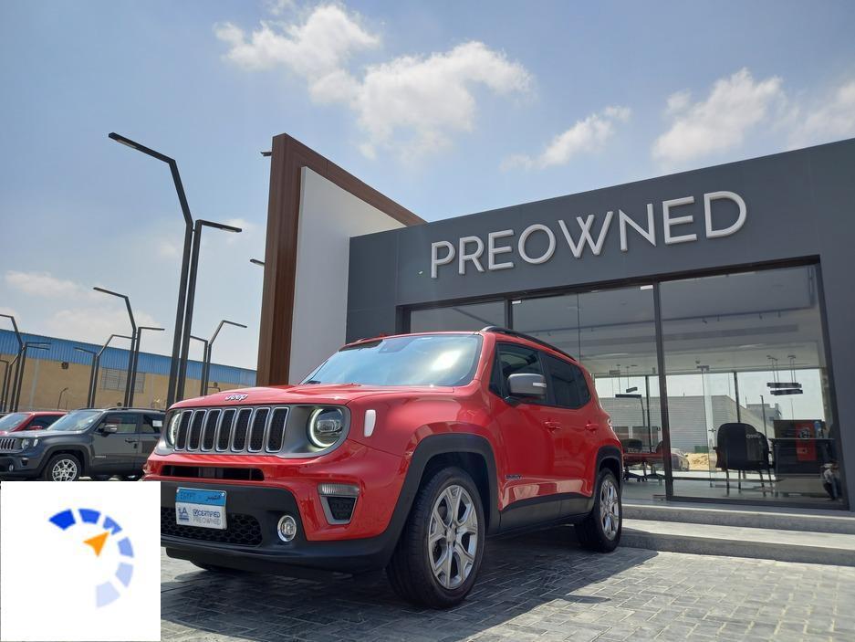 Jeep - Renegade - 2020
