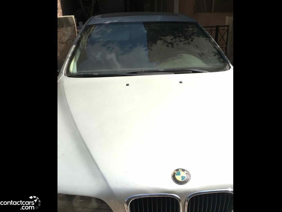 BMW 525i 2001